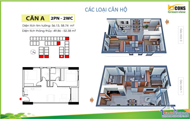 bcons green view mat bang can ho 3